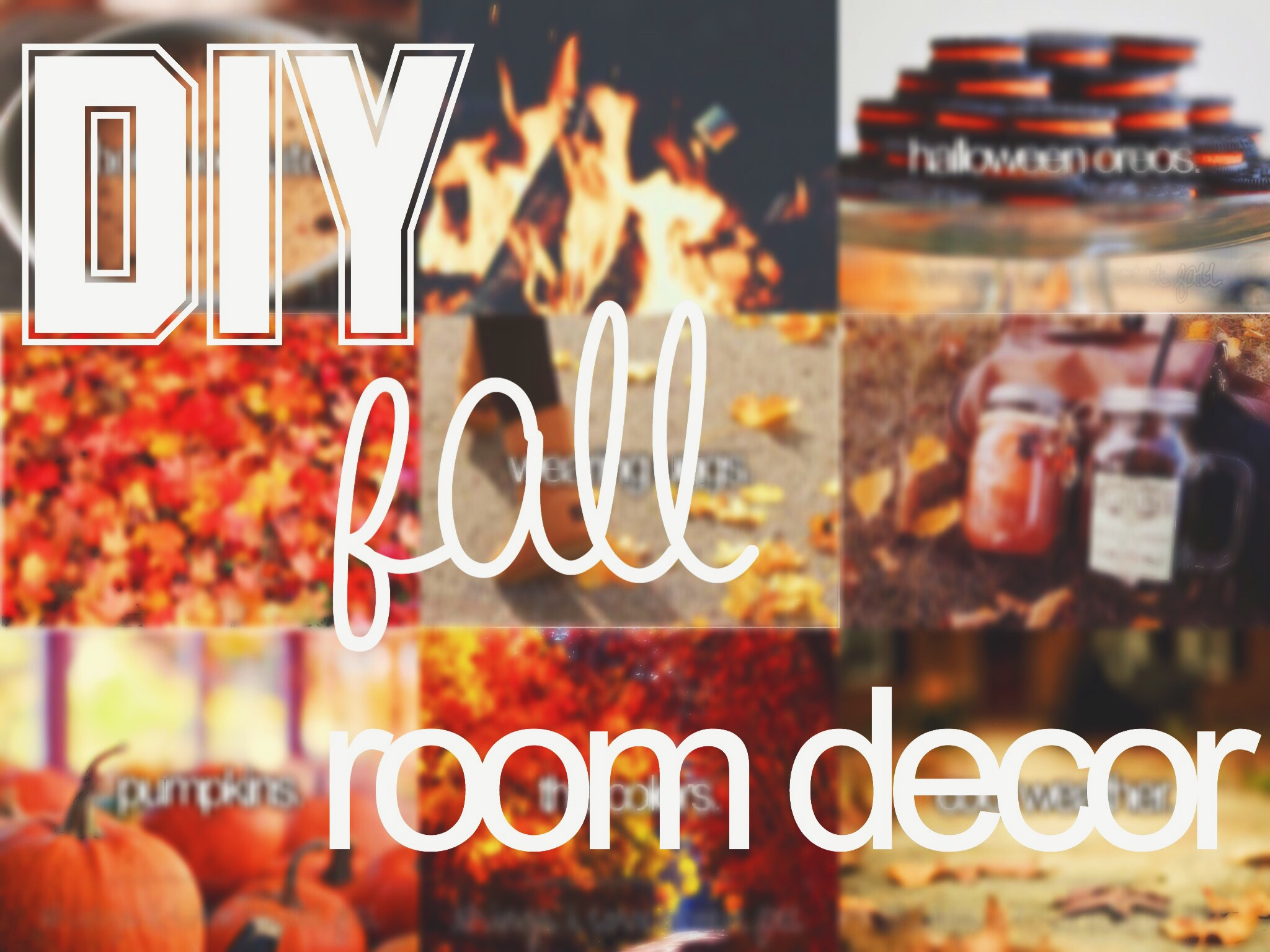 Easy Ways To Spice Up Your Room For Fall Eve 39 S Blog